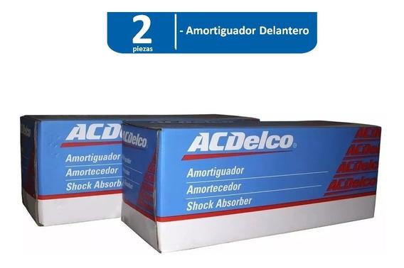 Amortiguadores Delanteros Aveo 1.6 07/17 (2pz Izq/der.) K*