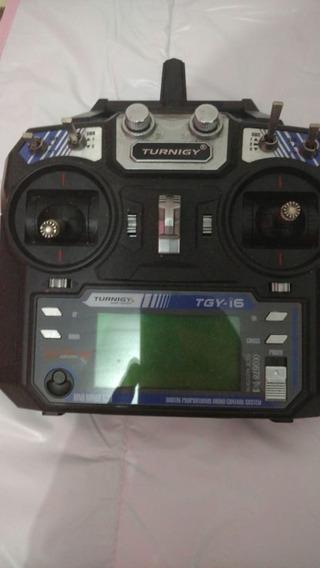 Simulador E Rádio Turnigy Tgy-i6 Transmissor E Receptor 6ch