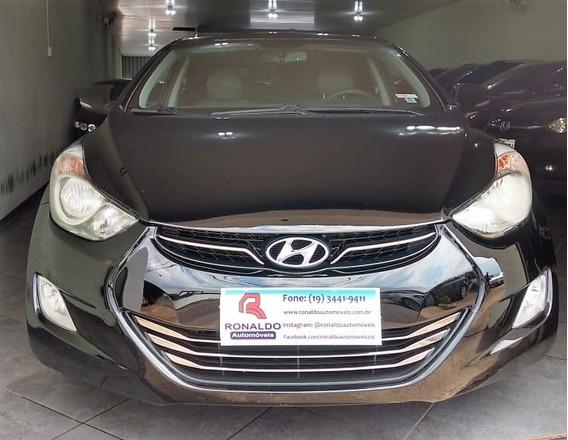 Hyundai Elantra 1.8 16v 4p Gls Automático