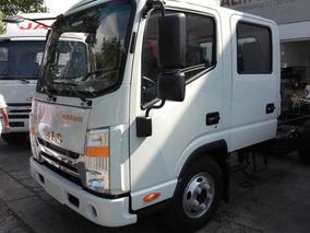Camión Jac Jkr Doble Cabina 2018 Valle Del Cauca