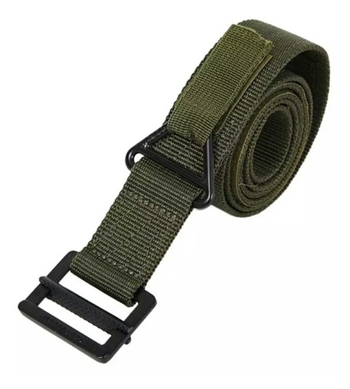 Cinturón Táctico Tipo Militar