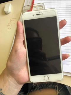 iPhone 7plus 32gb Prata