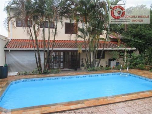 Imagem 1 de 29 de Casas À Venda  Em Jundiaí/sp - Compre A Sua Casa Aqui! - 1369139