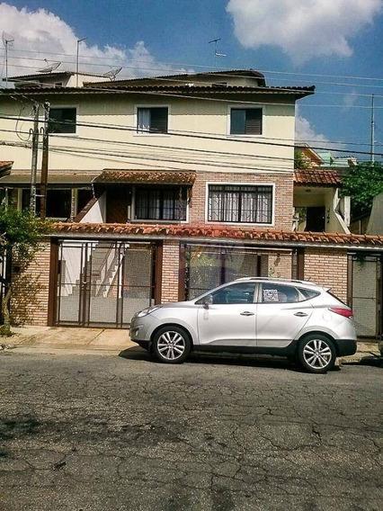 Sobrado Com 3 Dormitórios À Venda, 124 M² Por R$ 900.000,00 - Lauzane Paulista - São Paulo/sp - So0102