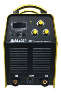 Soldadora Inverter 400a 380v Mma400 Kushiro