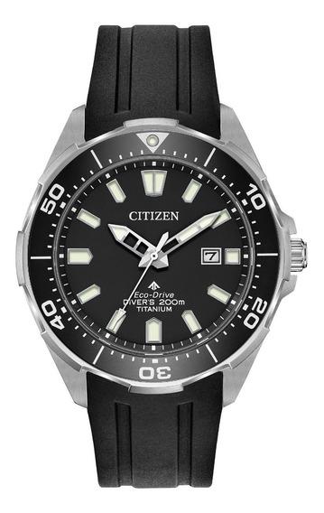Citizen Titanium Promaster Diver Black Bn0200-05e ¨dcmstore