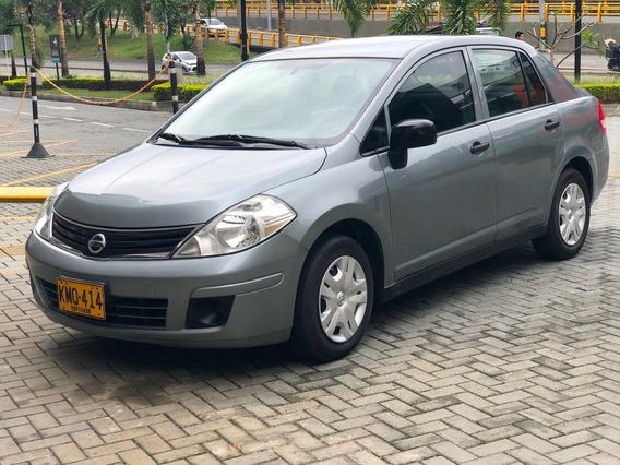 Nissan Tiida Mio Mecanico 1800 2012