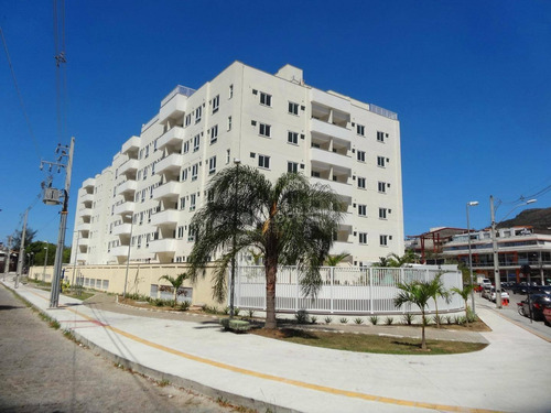 Apartamento Com 2 Quartos À Venda, 59 M² Por R$ 370.000 - Pendotiba - Niterói/rj - Ap44469