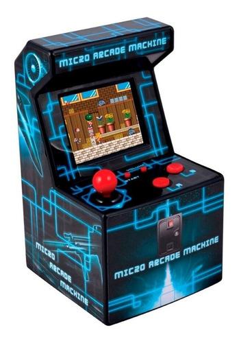 Imagen 1 de 3 de Consola Kanji Micro Fichines  color negro y azul