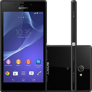 Smartphone Sony Xperia M2 8gb 1gb Ram | Vitrine