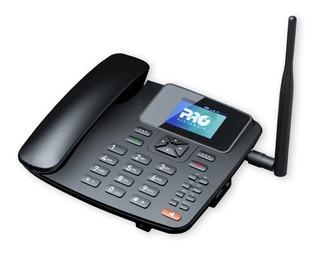 Telefone Celular Rural De Mesa 4g Roteador Wifi 7 Bandas