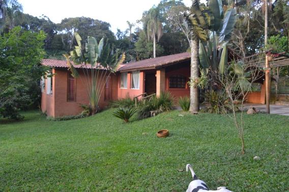 Casa Em Condominio Fechado E Super Ecologico Em Ibiuna