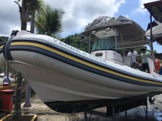 Flexboat Sr760 2x Mercruiserqsd Diesel 2010