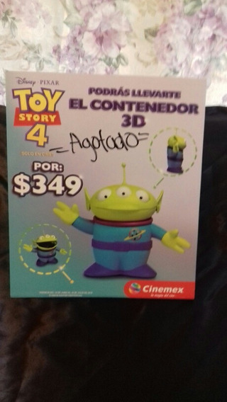 Toy Story 4 Publicidss