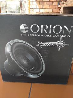 Bajos Orion 12 Xtr Pro 1000 Wats