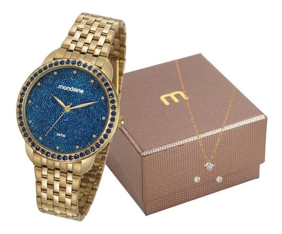 Relógio Mondaine Feminino 53712lpmvde1