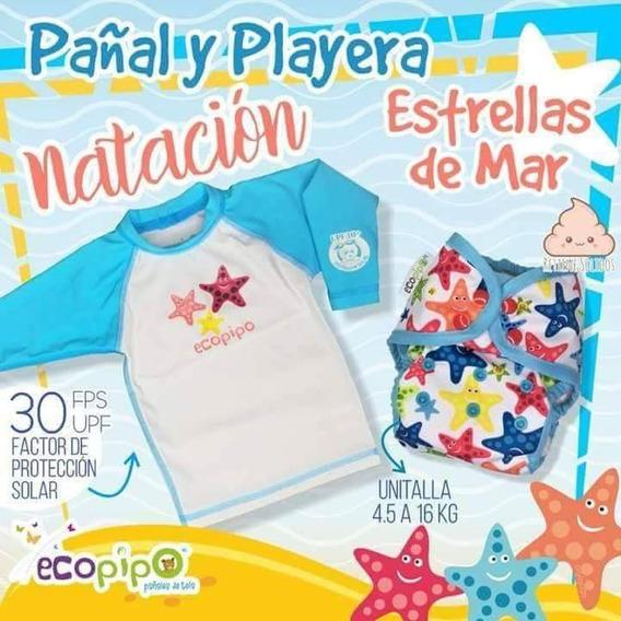 Kit De Natación Ecopipo