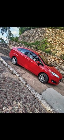 Ford New Fiesta Se 1.6 Automático