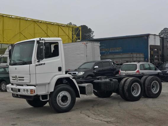 Mercedes-benz 2423 6x4 Traçado