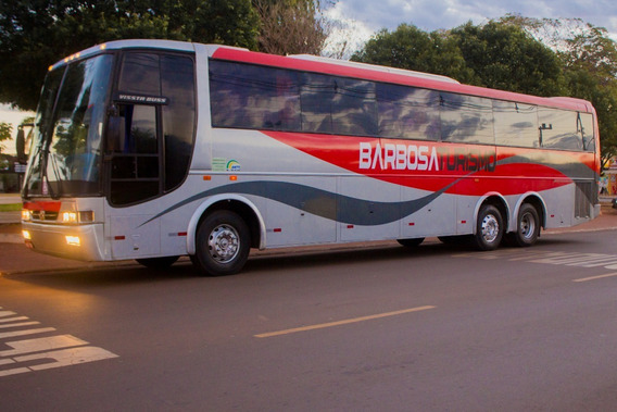 Ônibus Mercedes-benz Busscar Rodoviário
