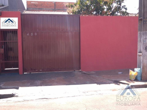 Imagem 1 de 25 de Casa À Venda, 160 M² Por R$ 300.000,00 - Jardim Paraty - Londrina/pr - Ca0649