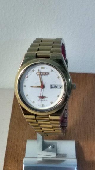 Reloj Citizen 21 Joyas Automático 1970