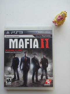 Mafia 2 Play Station Ps3 Garantizado! :)