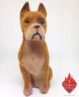 Perro Boxer Felpa Animal Amigo Deco Puppies Fca Pedigree Dog