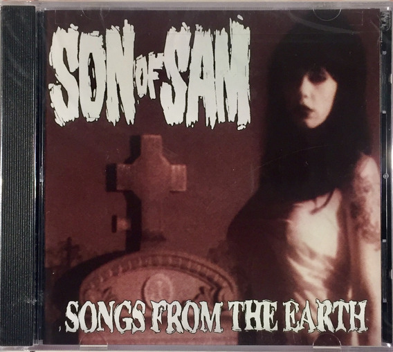 Son Of Sam - Songs From The Earth - Cd Importado Lacrado