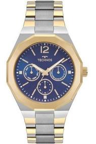 Relógio Technos Feminino Original Garantia Nota 6p29ajd/4a