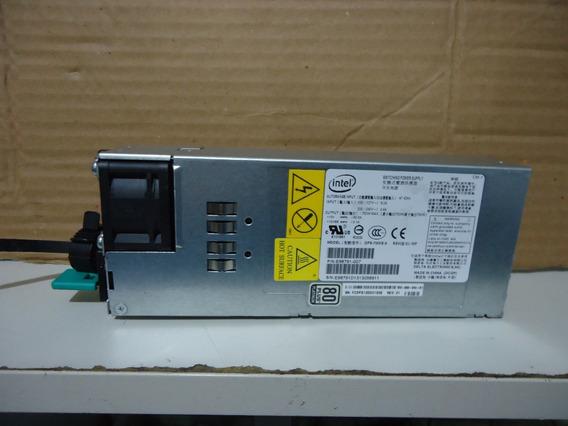 Fonte Para Servidor Intel Redundante 750w 80plus Platinum