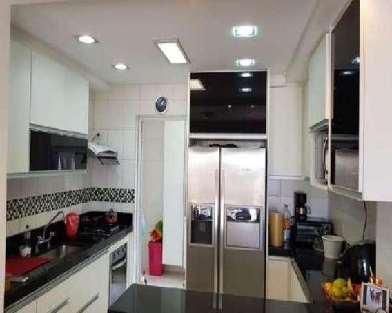 Apartamento 89m² - 3 Dormitórios Sendo 1 Suíte 2 Vagas Com Varanda Gourmet - 2947390320 - 34891178