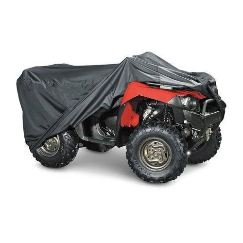 Capa Impermeável Forrada Para Quadriciclo Honda Fourtrax 420