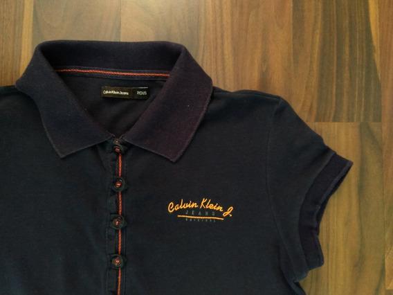 Vestido Calvin Klein Jeans P Promoção Original Importado