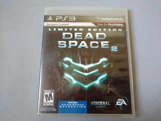 Dead Space 2 Limited Edition Original Para Ps3