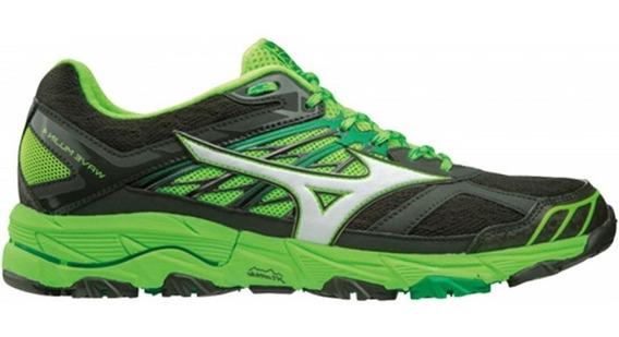 Zapatillas Running Mizuno Wave Mujin 4 Envío País Gratis