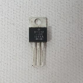 Lote 25 Diodo Byv-21 To-220 Vrr 100v If18a