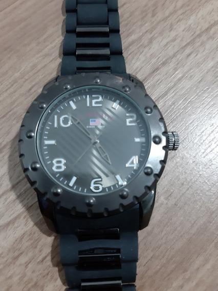 Relógio De Pulso Masculino U.s. Polo Assn. (us9683)