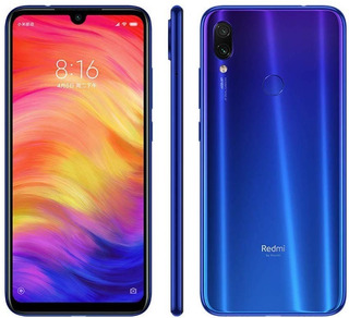 Xiaomi Redmi Note 7 64 Gb 6 Gb Ram