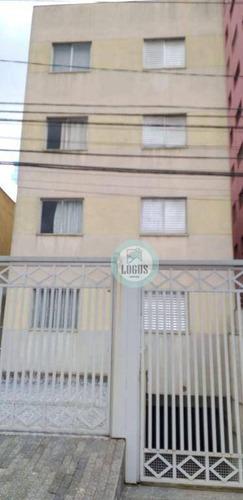 Imagem 1 de 18 de Apartamento Com 1 Dormitório Para Alugar, 68 M² Por R$ 1.100,00/mês - Rudge Ramos - São Bernardo Do Campo/sp - Ap1883