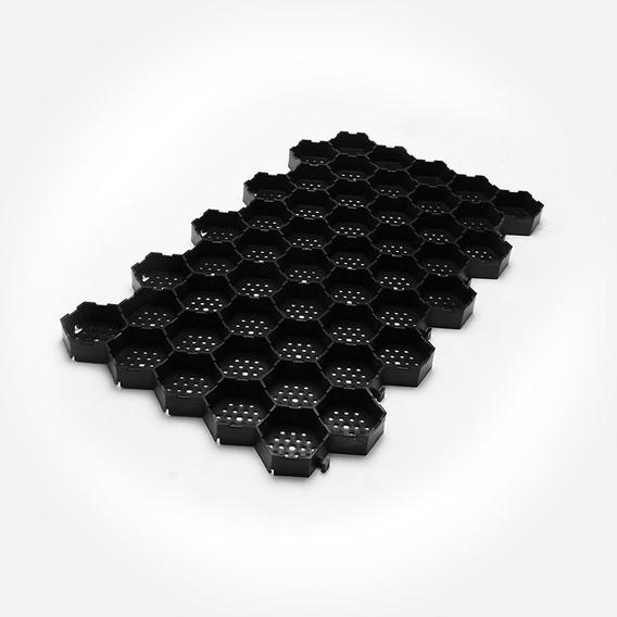 Piso Deck Encastrable Plástico 5 Placas. 1 M2
