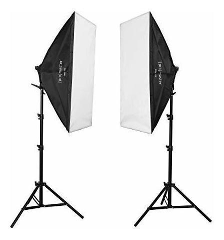 Promaster 4189 2 - Kit De Caja De Luz Ca Ligera Xl - 2 X 3 4