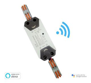 Switch Inteligente Smart Google Home Sonoff Domotica
