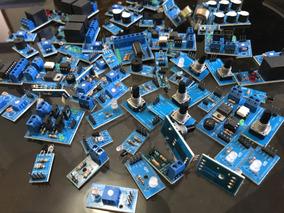 Kit De Modulo Sensor Rele Gbk Robotics Arduino 80 Peças