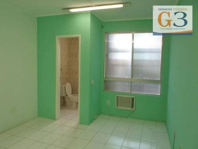 Sala Comercial À Venda, Centro, Pelotas. - Sa0236
