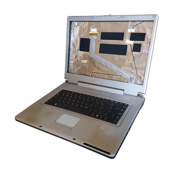 Carcaça Completa Notebook Itautec W7630 Usado