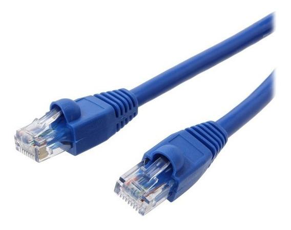 Cabo De Rede Internet Lan Utp Montado 30 Metros - Em Estoque