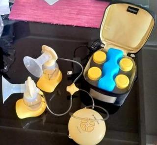 Extractor Eléctrico Medela Swing Maxi + Cooler Bag