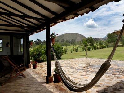 Alquiler De Cabaña Familiar De Vacaciones En Villa De Leyva