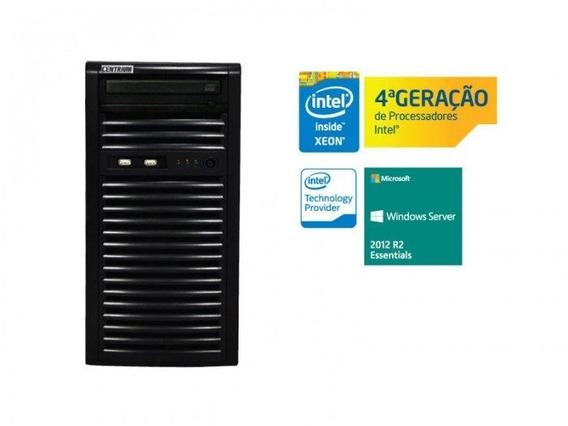 Servidor Torre Intel Centrium Sc-t1200 Quad Core Xeon 3.4ghz